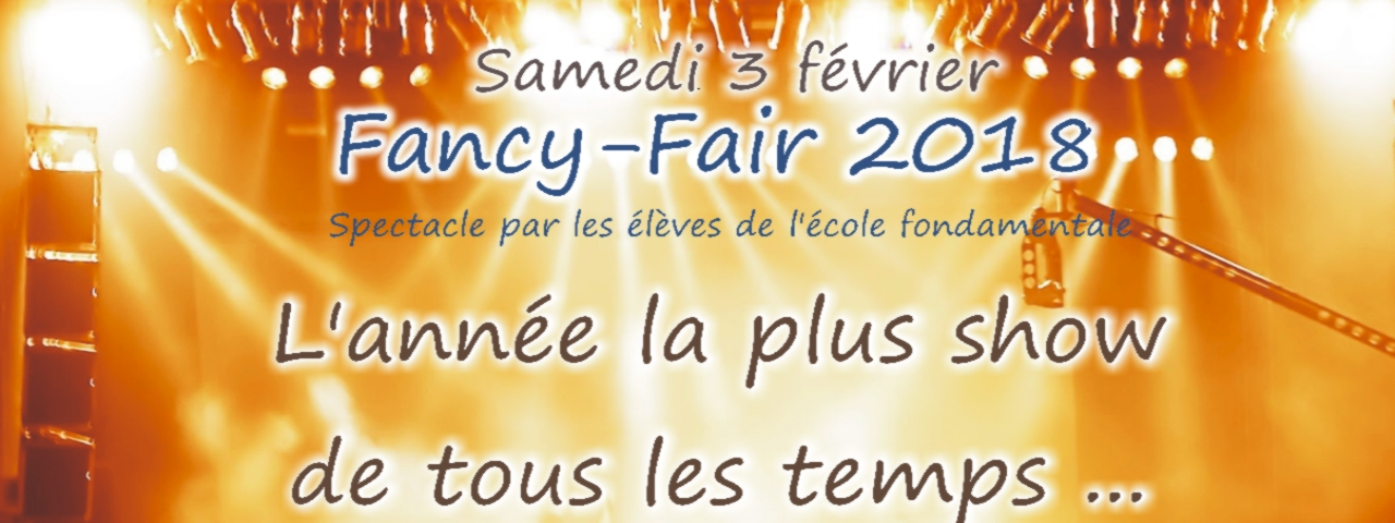 Fancyfair2018